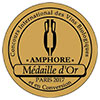 Amphore - M�daille d'Or