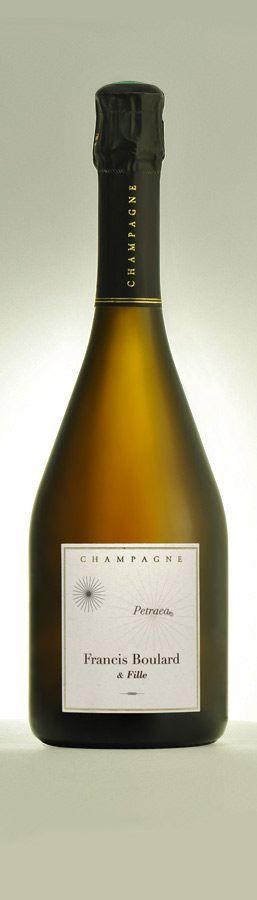 Bottle Champagne Petraea