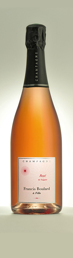 Bottle Champagne Rosé