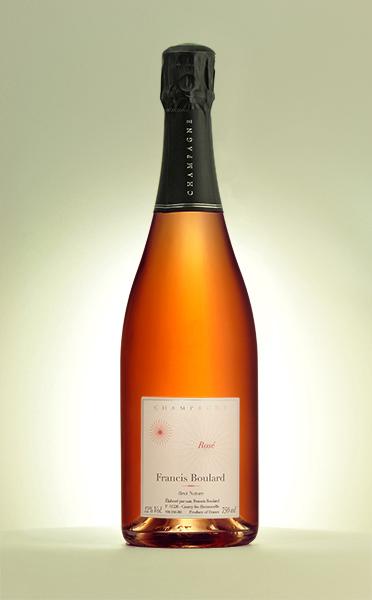 Quand boire champagne rosé